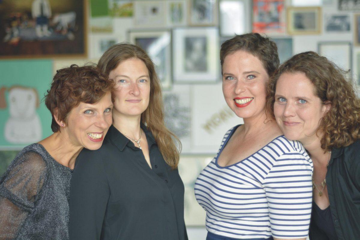 Jazz Sisters Quartett